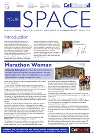 Your Space Newsletter 2013