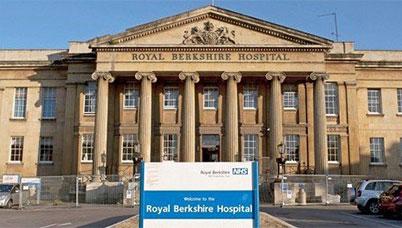 Royal Berkshire Hospital, Reading
