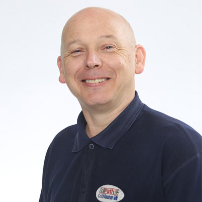 Rob Jackson - Logistics Lead